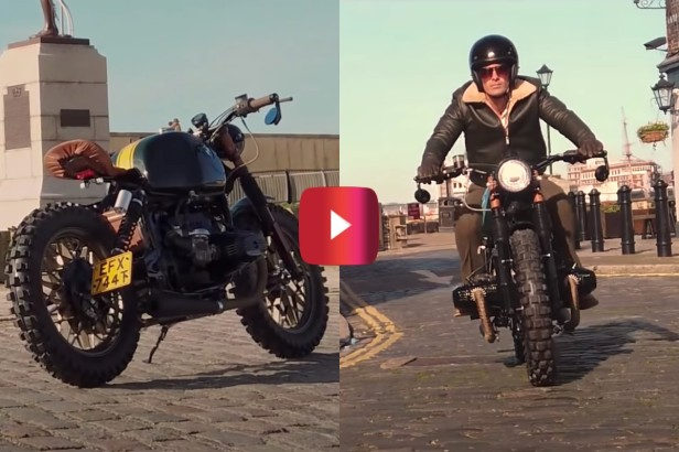 This Custom BMW Bike Is the Perfect Mix of Vintage and Modern