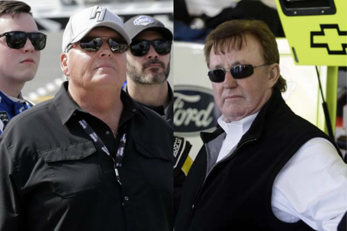 Hendrick, Childress to Collaborate on Chevy Engine
