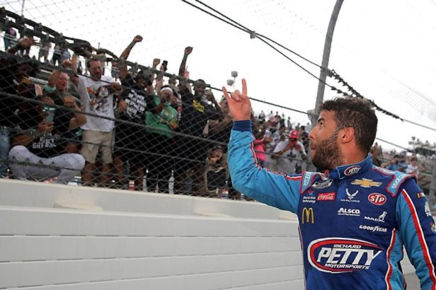 Bubba Wallace Lands No. 23 Car for Michael Jordan's NASCAR Team