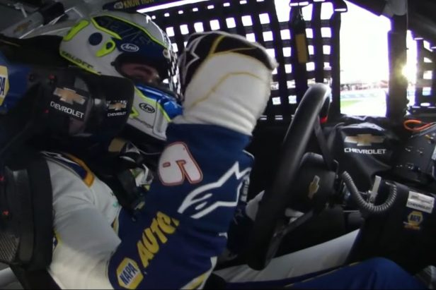 Elliott Wins at Charlotte Roval, Busch Bounced From Playoffs