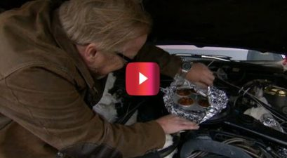 cooking by car mythbusters