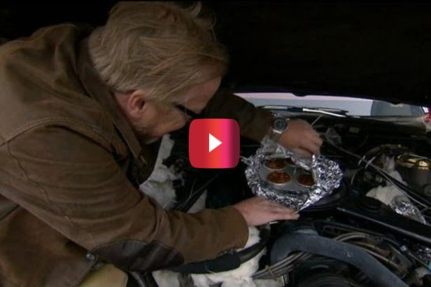 """Mythbusters"" Tries Cooking Entire Thanksgiving Meal by Car. But, Does It Work?"