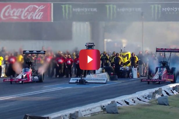 Veteran Drag Racer Hits 322 MPH in Race-Winning Run