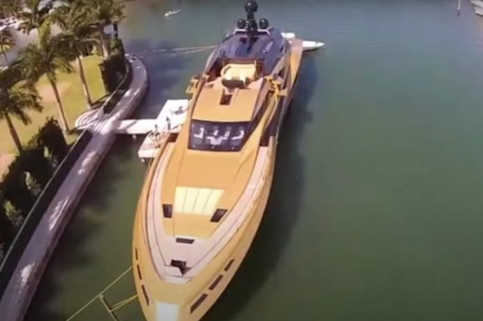 The World's Most Expensive Yacht Costs a Whopping $4.8 Billion