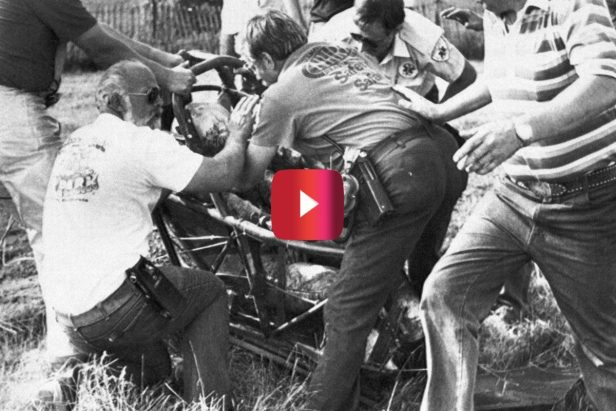 """Shirley Muldowney's Incredible Recovery From This 250 MPH Crash in '84 Showed Why She Is the """"First Lady of Drag Racing"""""""