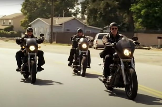 """The 10 Coolest Harleys From """"Sons of Anarchy"""""""