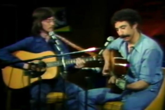 "Speedball Tucker Is the ""Terror of the Highways"" in Classic Jim Croce Song"