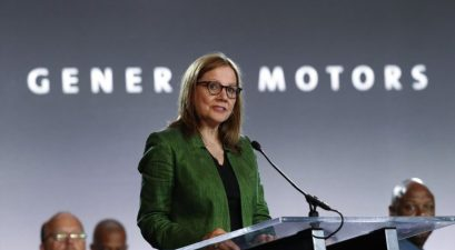 General Motors CEO Mary Barra