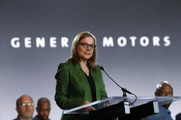 GM Reverses Course, Sides With California Over Trump in Pollution Fight