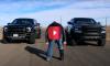 Ram TRX vs. Ford F-150 Raptor