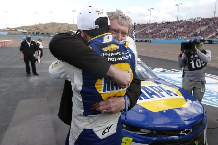 Chase Elliott Ends 32-Year Streak With Most Popular Driver Win