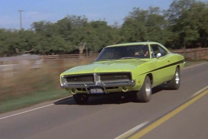 "The '69 Dodge Charger From ""Dirty Mary, Crazy Larry"" Is a Truly Underrated Movie Car"