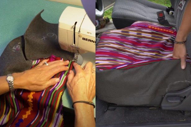 How to Make a DIY Car Seat Cover in 7 Steps