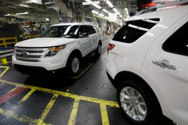 Ford Recalls Over 375K Explorers for Crash-Causing Suspension Problem