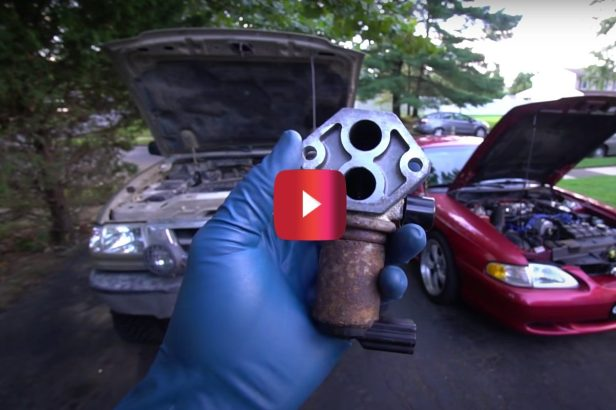 YouTuber Shows How to Fix a Car that Idles Poorly
