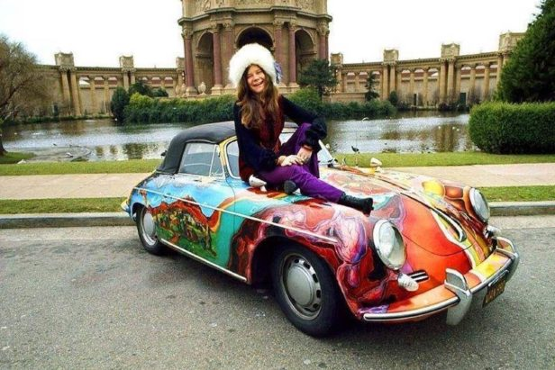 Janis Joplin's Psychedelic Porsche: The Story Behind the Ultimate Rock-and-Roll Ride