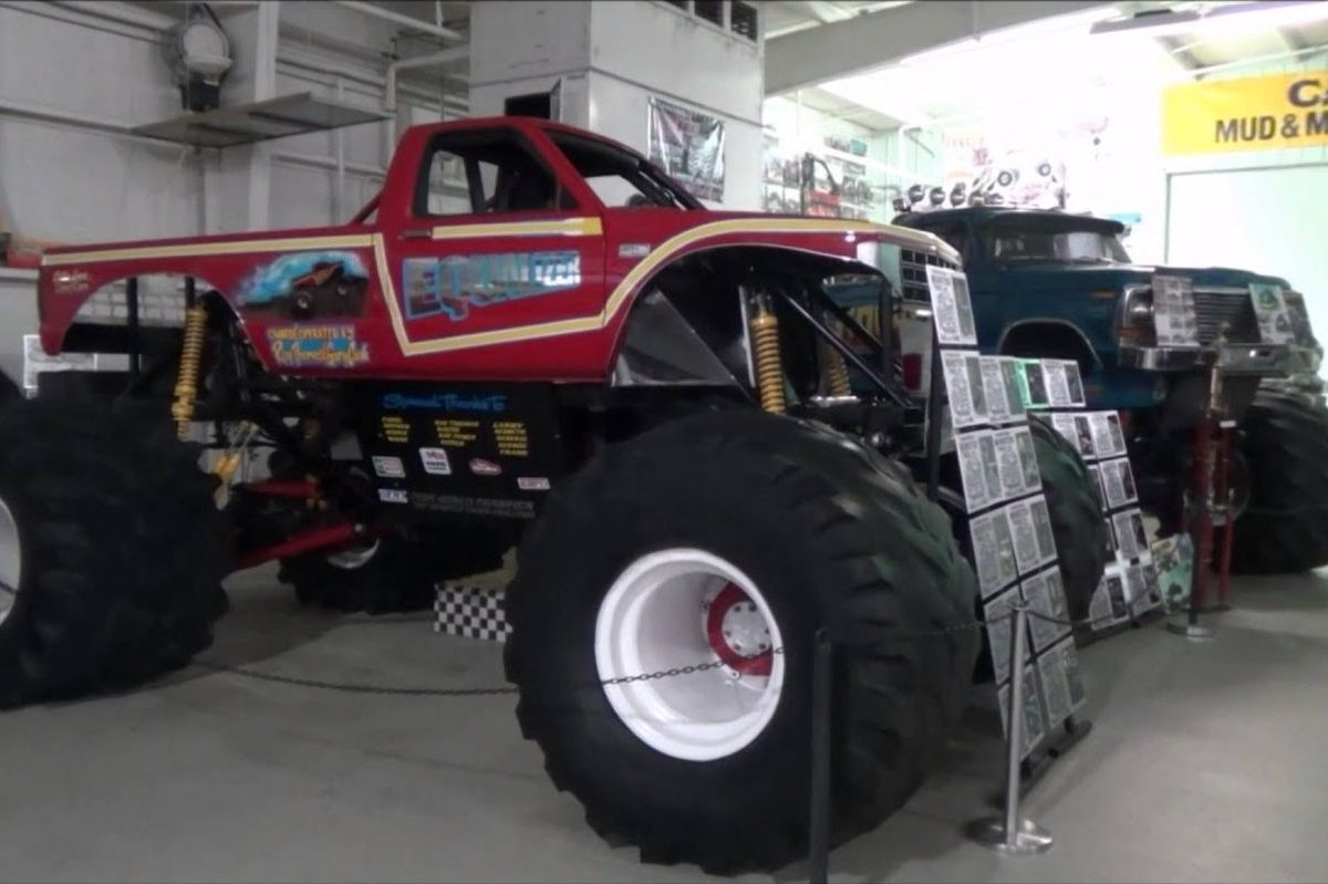 monster truck hall of fame museum