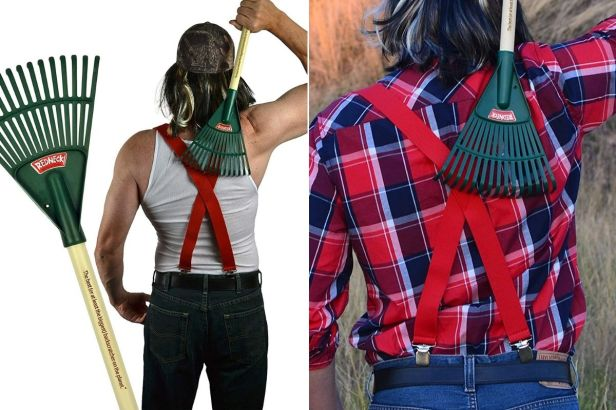 The Redneck Backscratcher Is Here to Relieve Dry Itchy Backs This Winter