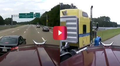 semi truck crash virginia highway