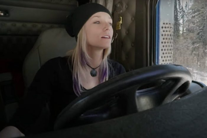 "Steph Custance: The Youngest Driver on ""Ice Road Truckers"" Proved She Could Hang With the Vets"
