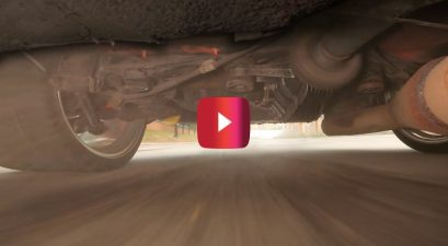 what happens underneath a drifting toyota supra