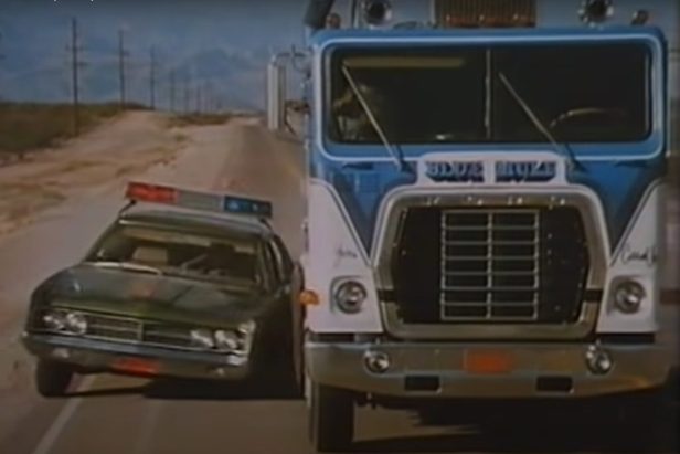 """A '74 Ford Truck Steals the Show in """"White Line Fever"""""""