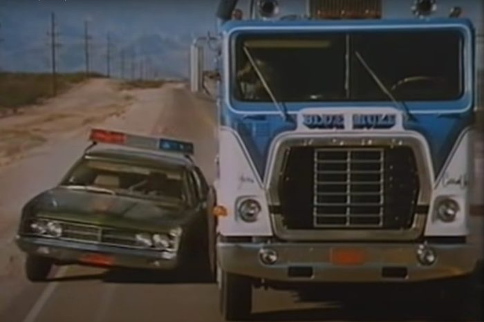 "A '74 Ford Truck Steals the Show in ""White Line Fever"""
