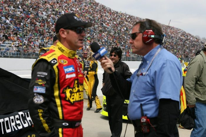 "Clint Bowyer Once Called Michael Waltrip ""The Worst Driver in NASCAR"""