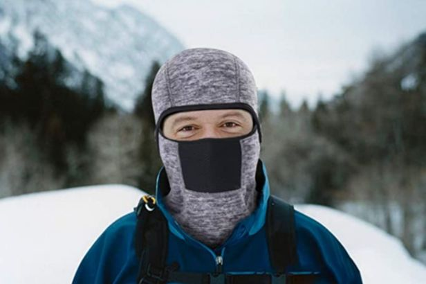 8 Cold Weather Masks Amazon Customers Swear By