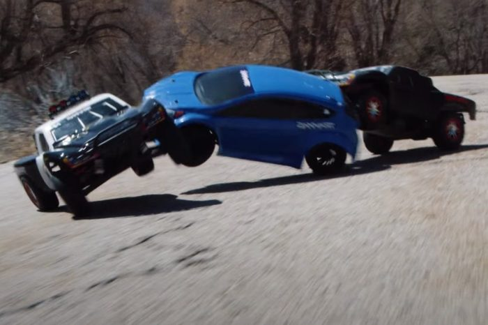 "RC Cars Recreate ""Fast & Furious"" Driving in High-Octane Video"