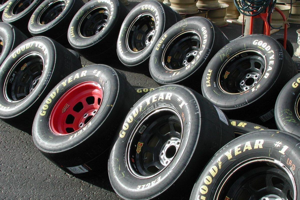 Goodyear vs. Hoosier: Remembering the NASCAR Tire Wars