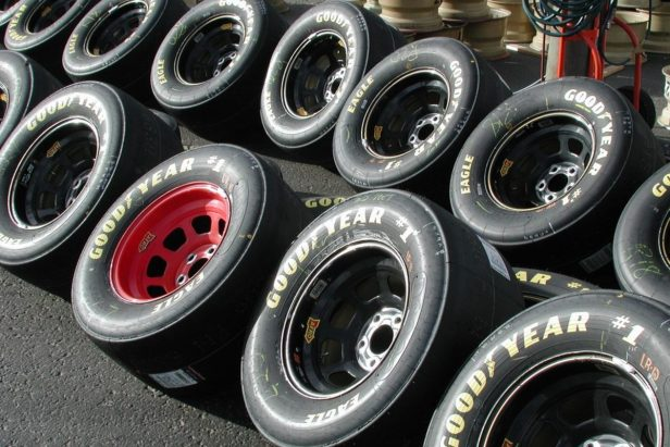 Goodyear vs. Hoosier: Remembering the NASCAR Tire Wars