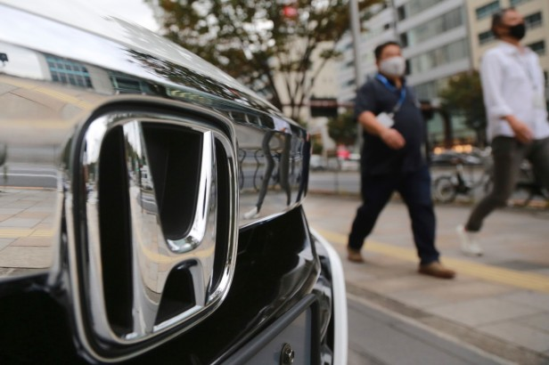 Honda Recalls 1.4M Vehicles for 3 Different Problems