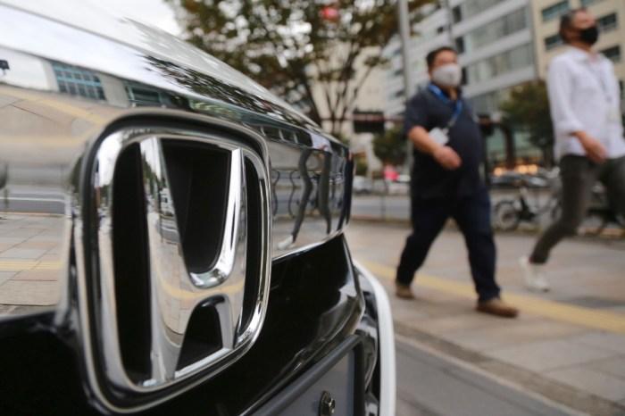 Honda Recalls 1.4M Vehicles for 3 Different Problems
