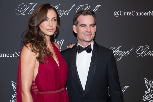 Jeff Gordon's Wife Is a Stunning Supermodel