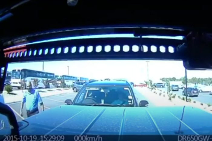 Driver Lies About Rear-End Accident, but Dashcam Shows the Truth