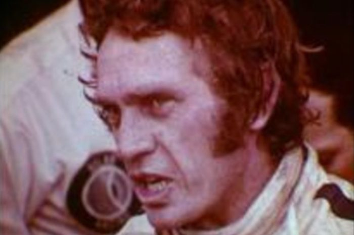 """Steve McQueen Caught the Racing Bug Before His Role in """"Le Mans"""""""
