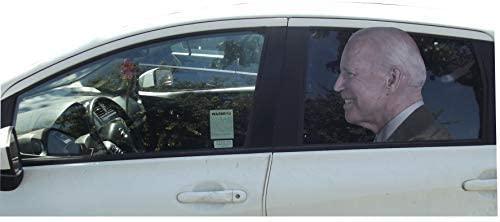 Aahs Donald Trump Decals Car Stickers Funny Left Window Peel Off Political (Joe Biden)