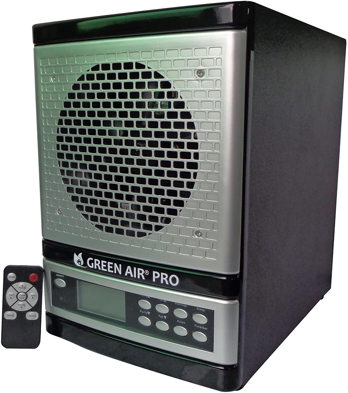 Green Air Pro 2 Plate HEPA Alpine Air Purifier Ozone Generator