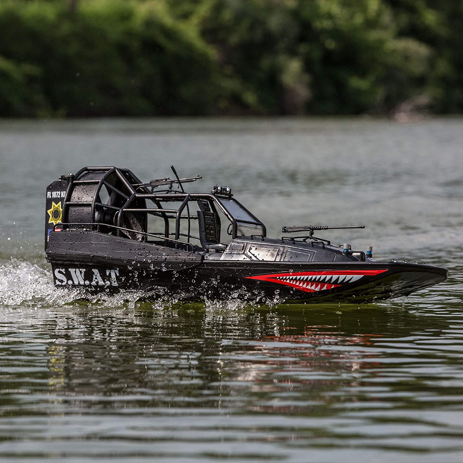"Pro Boat Aerotrooper 25"" Brushless Air Boat RTR, PRB08034"