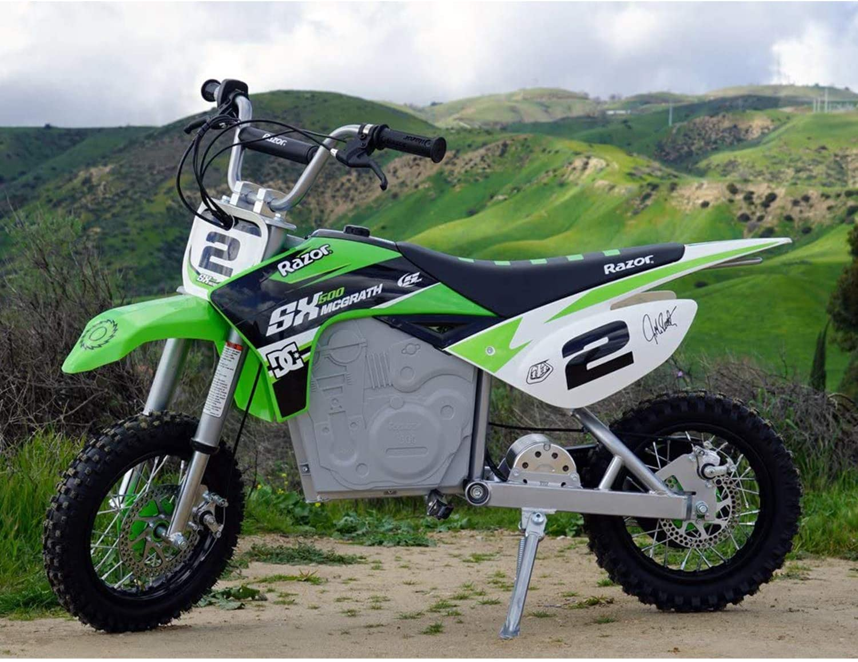 Razor Dirt Rocket SX500 McGrath Electric Motocross Bike - FFP