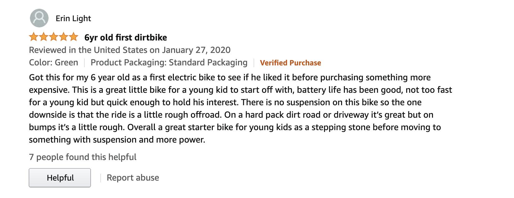 bike review