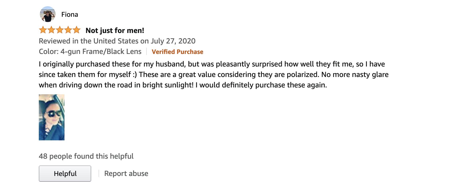 sunglasses review