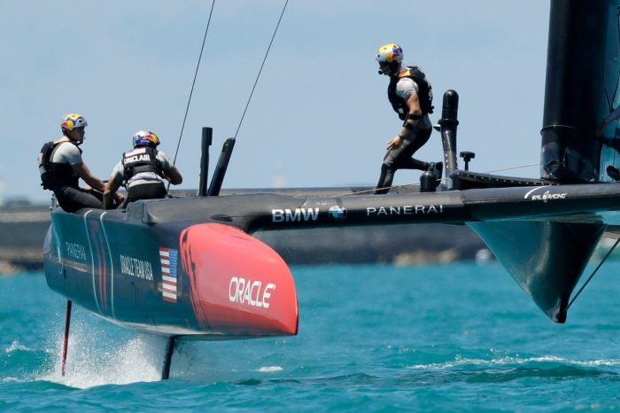 Auto Racing Legend Roger Penske Is Helping Rev Up This America's Cup Team