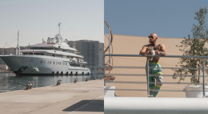 conor mcgregor yacht