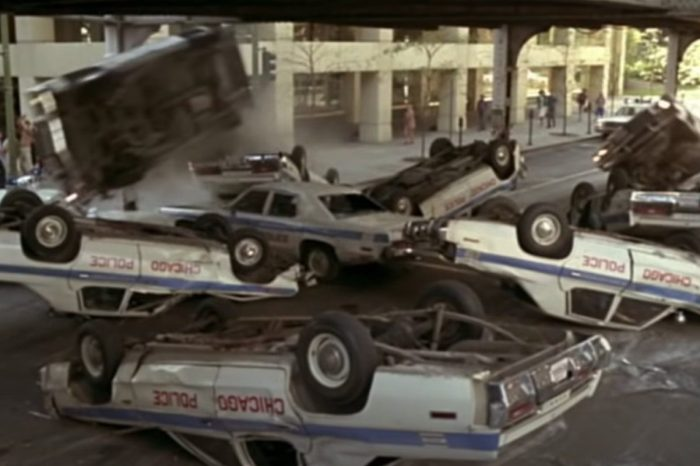 "The Wild Cop Chase Scene in ""Blues Brothers"" Never Gets Old"