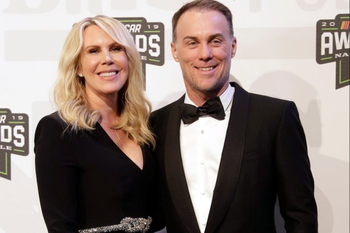 Kevin Harvick's Wife Was Living the NASCAR Lifestyle Way Before She Met Her Husband