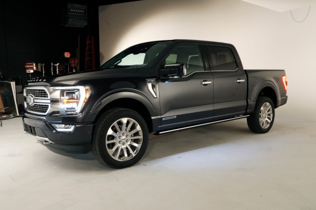 2021 Ford F-150 Named North American Truck of the Year