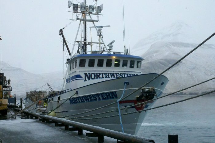 "The F/V Northwestern From ""Deadliest Catch"" Has Been Fishing Crab Since 1977"