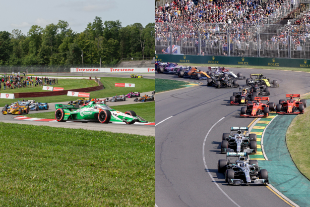 IndyCar vs. Formula One: Open-Wheel and Fast, But What's The Difference?